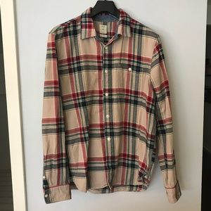GAP Button Down Flannel Shirt